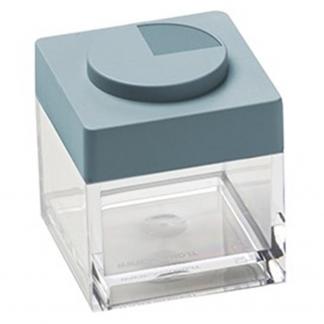 Contenitore BRICKSTORE 5x5x5,5 cm capacit¹ 10 cl colore azzurro polvere