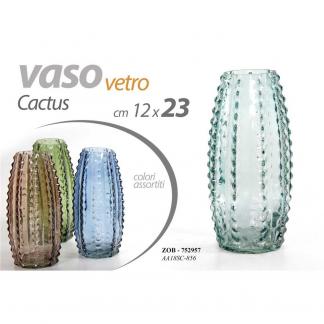 ZOB/VASO CACTUS ASS 12*23CM AA18SC856