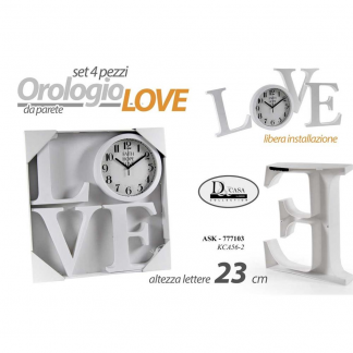 ASK/OROLOGIO LOVE 23CM KCA56-2