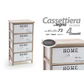 EDT/MOBILE 4 CASS. 40*29*73CM SY833-4