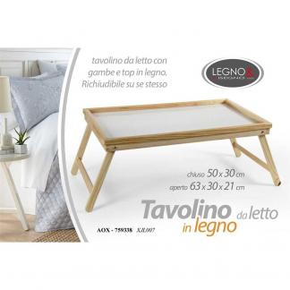 AOX/TAVOLINO LETTO 50*30*23CM XJL007