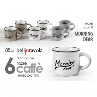 CEZ/6TAZ CAF AS MORNING DEAR 88ML 2945-2