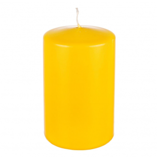 CANDELA BASIC GIALLO 8X15