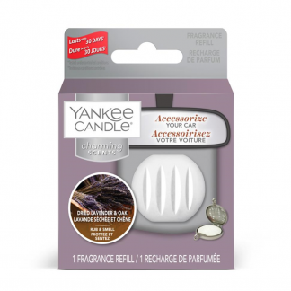 Dried Lavender & Oak - Ricarica - Charming Scents