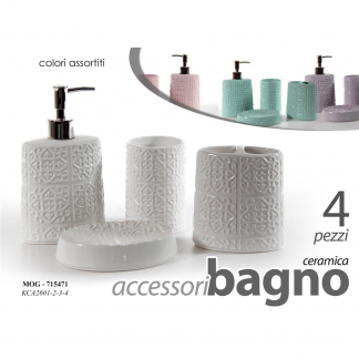 Set Bagno