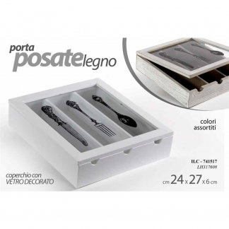 ILC/SCATOLA X POSATE AS 24*26 LH317608