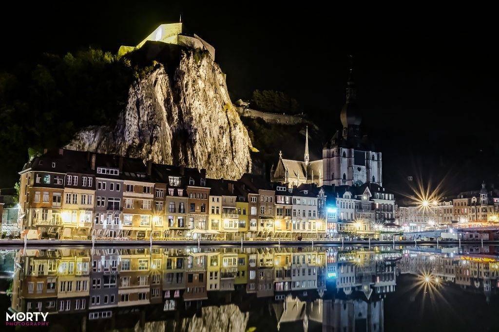 Dinant by Night