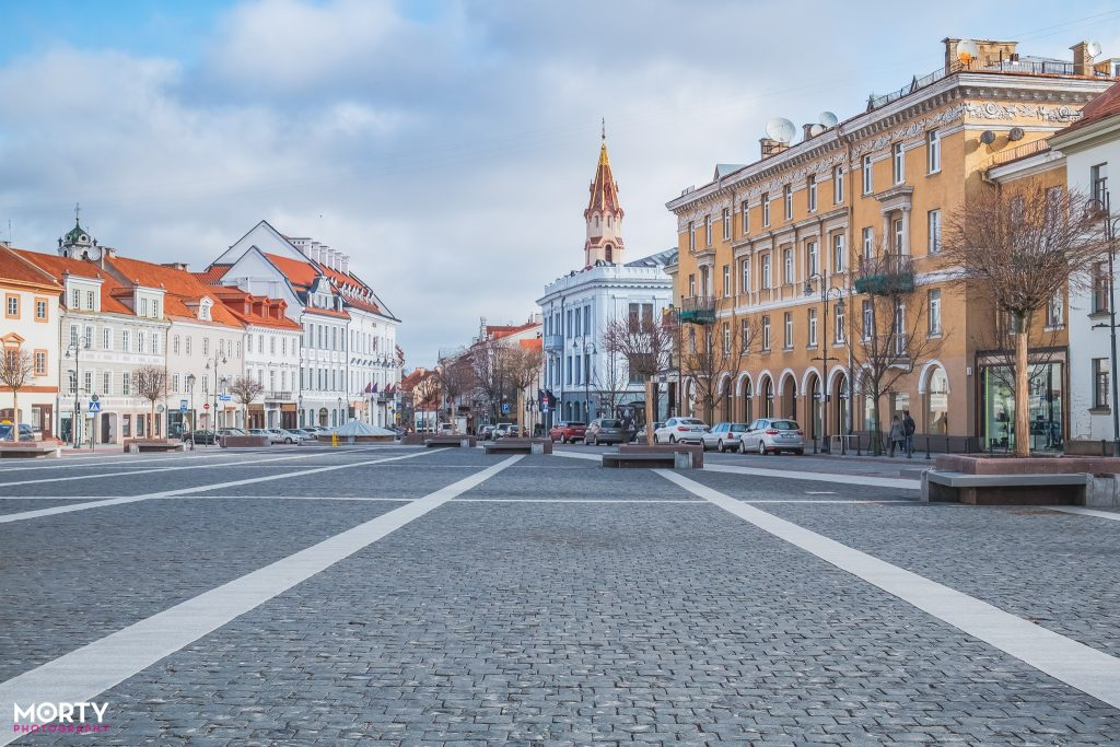 VilniusTownSquare