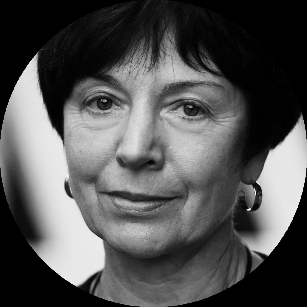 Lyrikerin Rosa Maria Bächer
