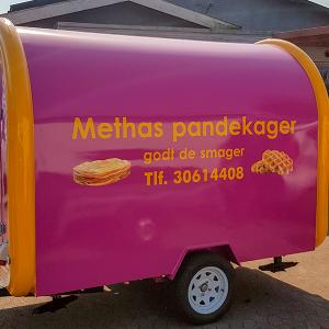 Methas-Pandekager
