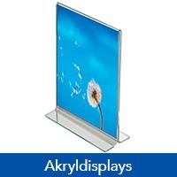 Akryldisplays