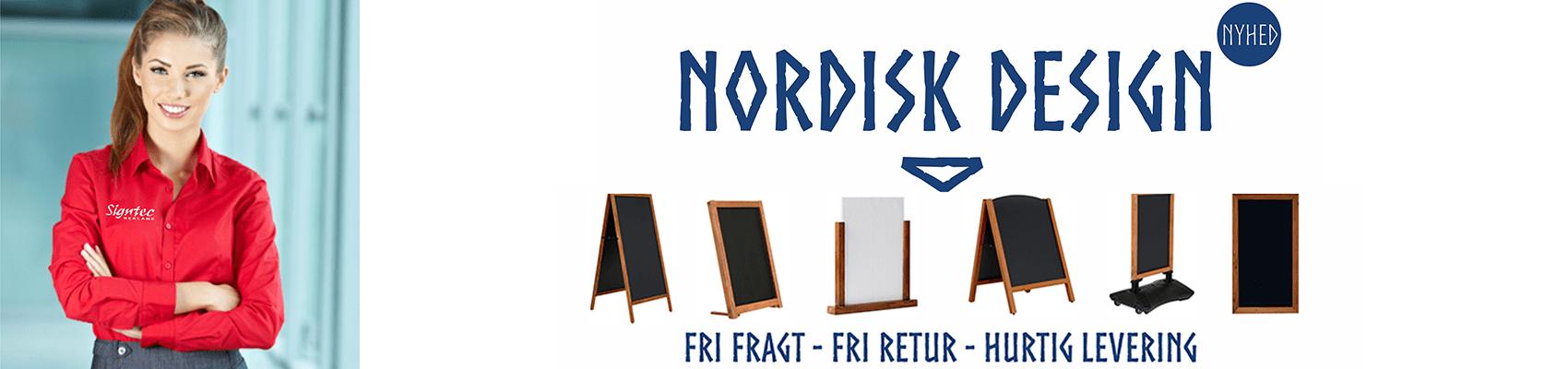 Nordisk design hos signtec