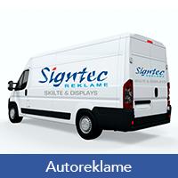 Autoreklame Signtec
