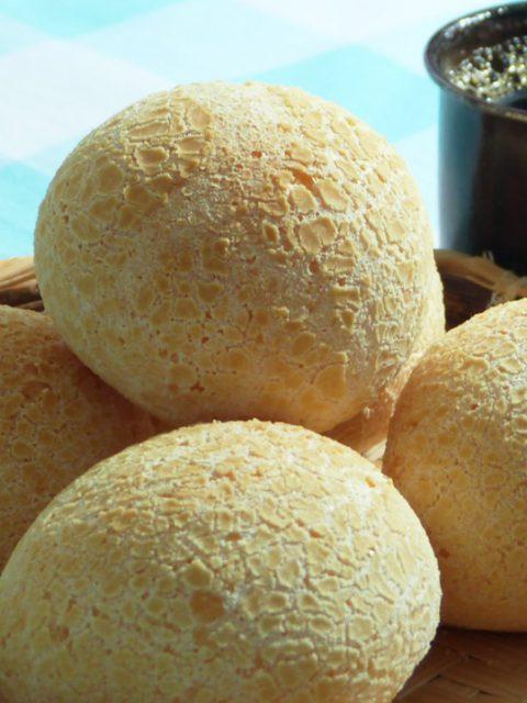 Braziliaanse kaasbollen