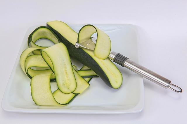 salade van courgette