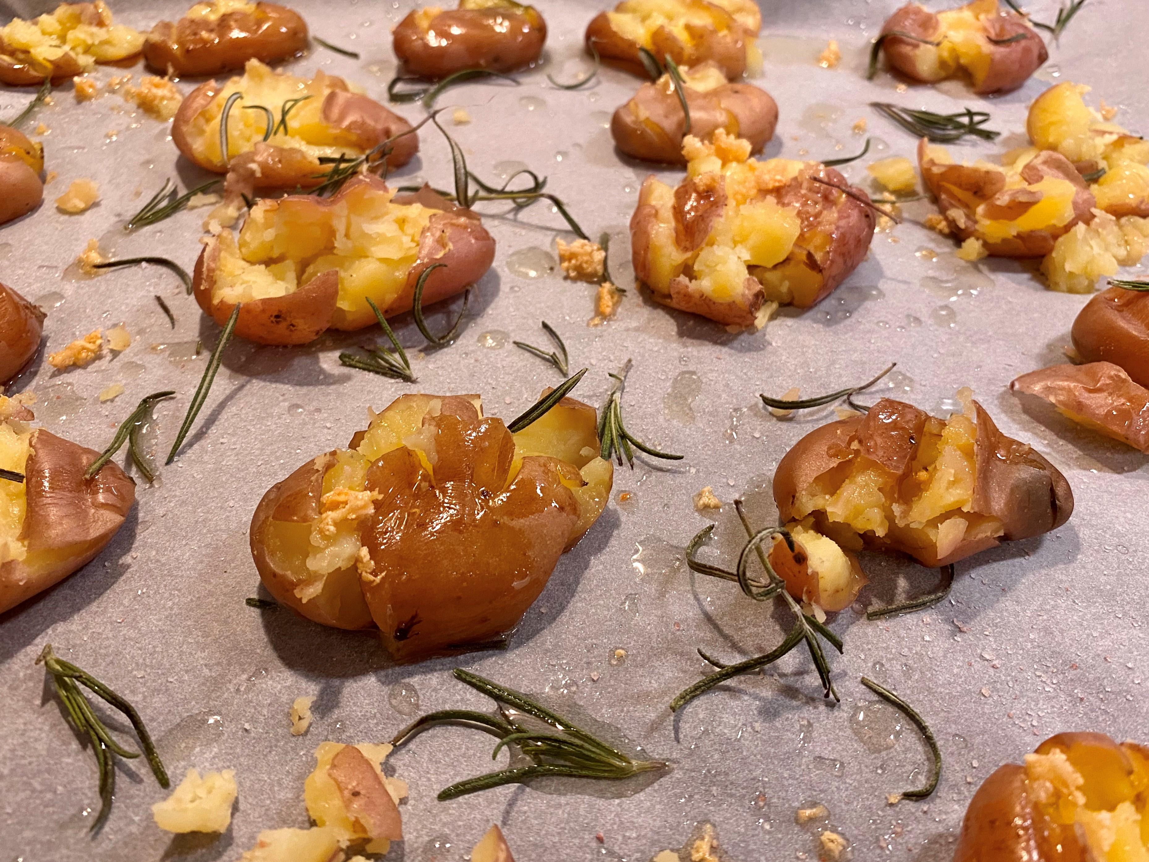 roseval aardappeltjes