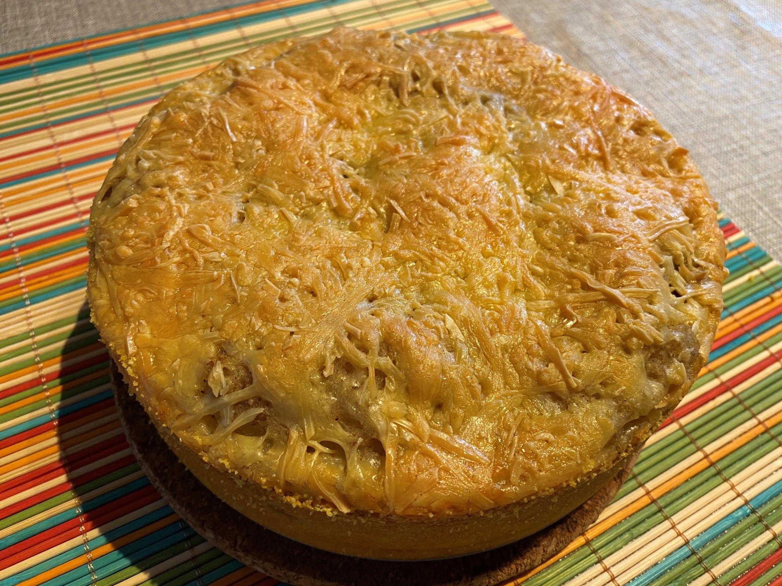 aardappeltaart