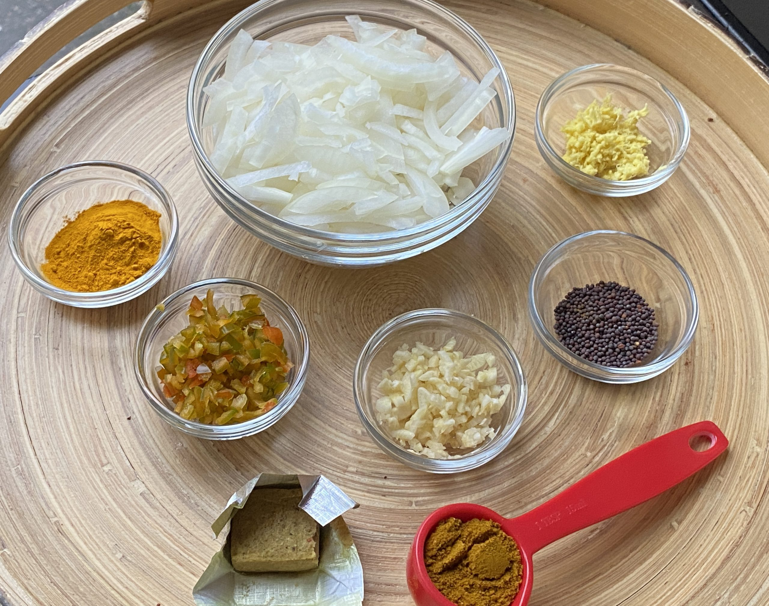kikkererwten linzen curry