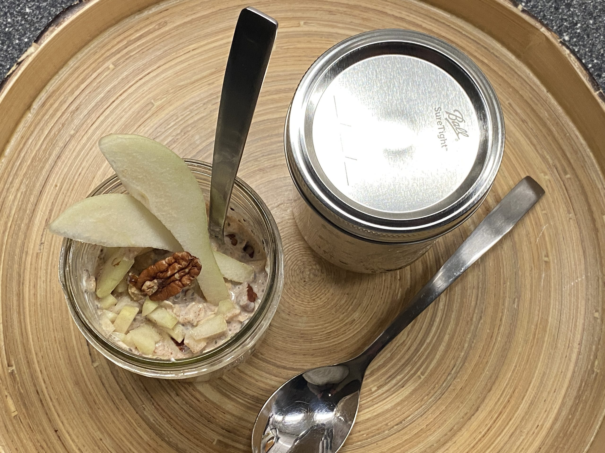 peren overnight oats