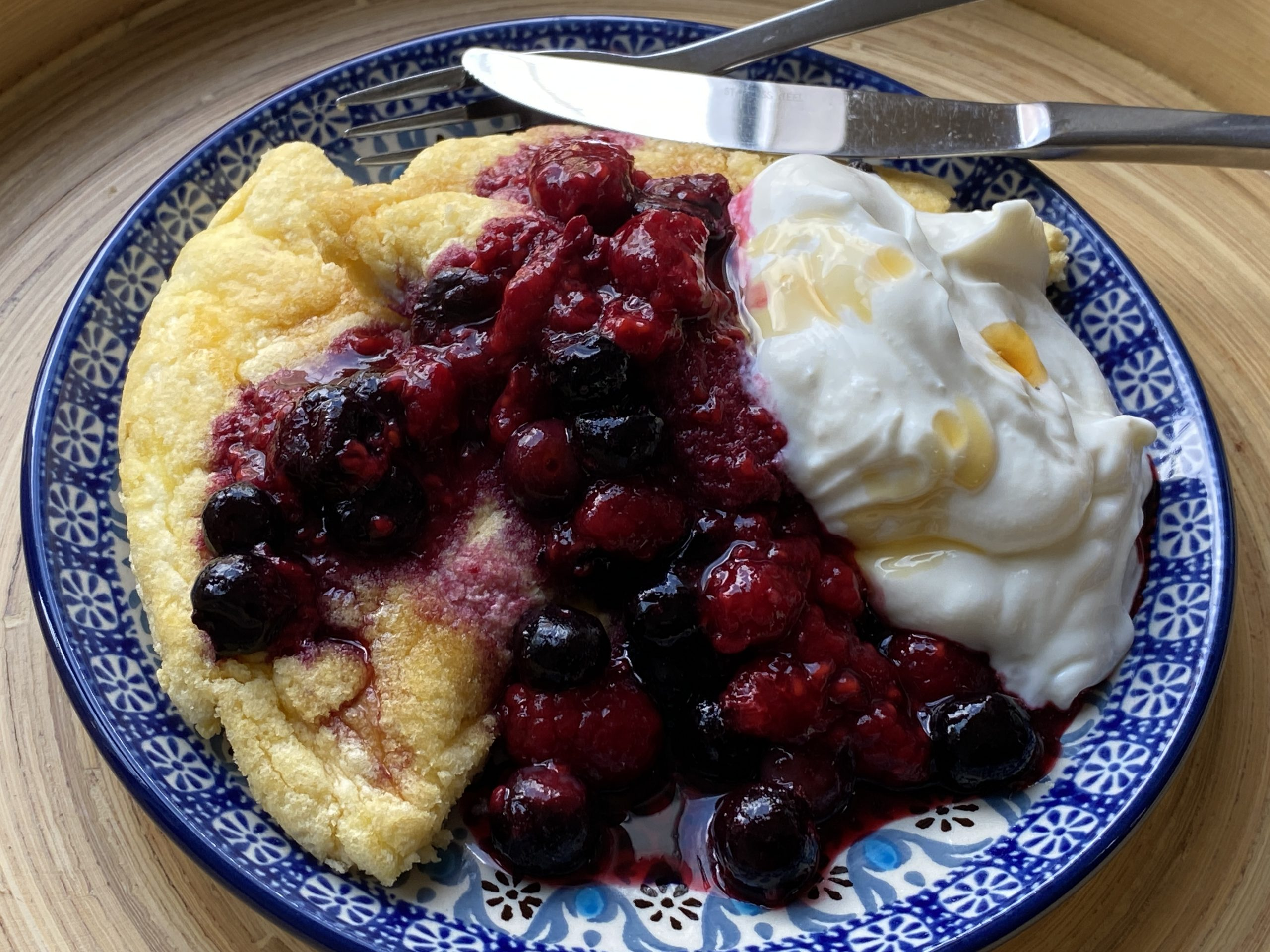 Poolse omelet