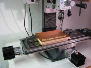 BF20 machine with SimplexMotion100A motors