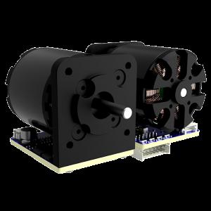 image of two servo motors