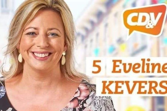 Eveline Kevers