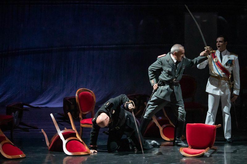 RAVENNA: Stagione d'Opera e Danza 2021/22  Dal 23 ottobre al 24 aprile sei titoli d'opera e tre serate di danza