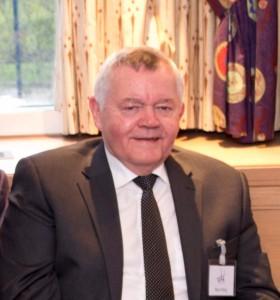 President - Ron King