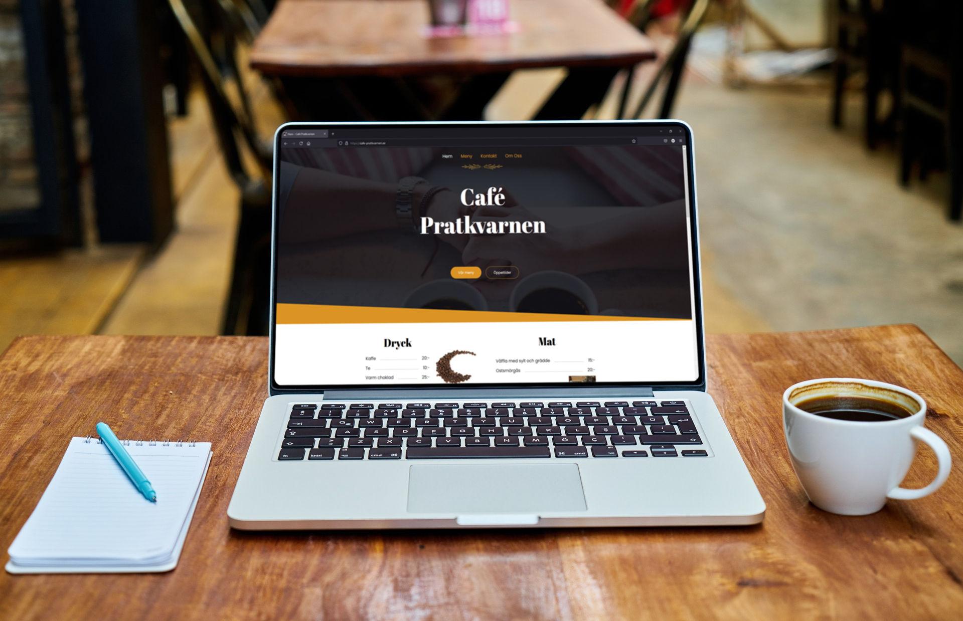 cafe pratkvarnen