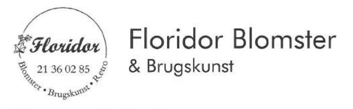 Floridor Blomster