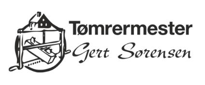 Tømrer, snedker og Glarmester Gert Sørensen Aps