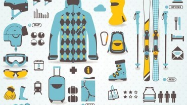 Packing list for ski trip