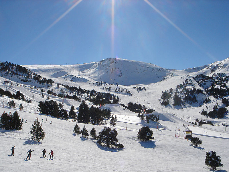 Looking for ski resorts in Andorra?