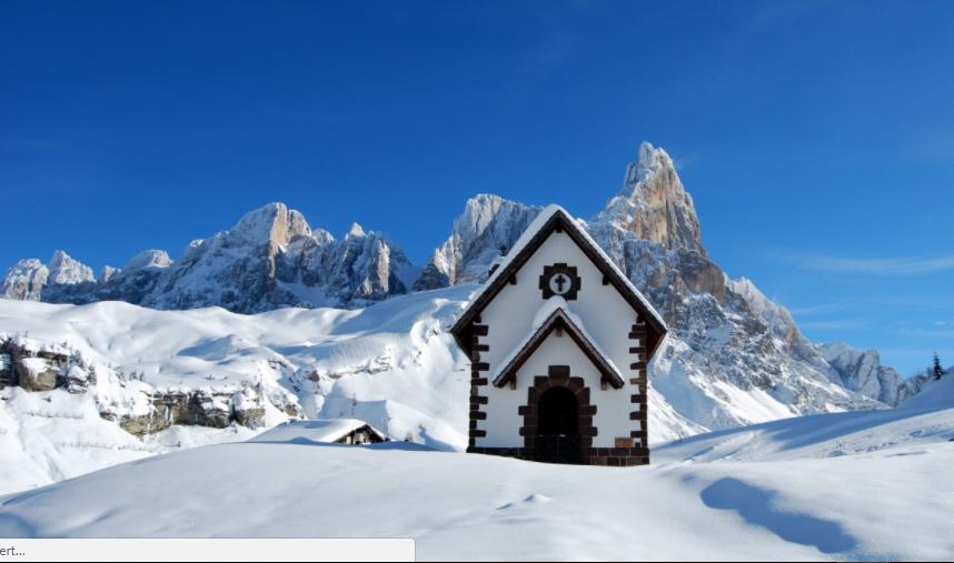 Find ski resorts in Italy
