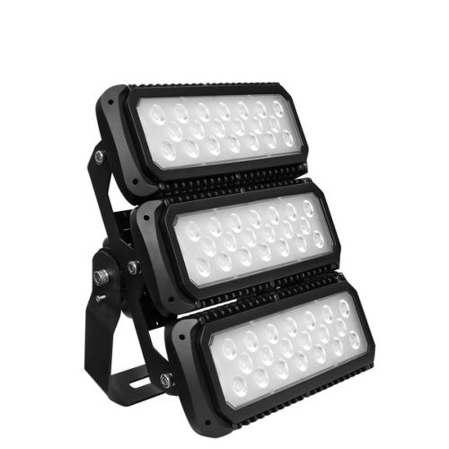 Strålkastare med LED lyser upp stora arbetsplatser FLEX 230