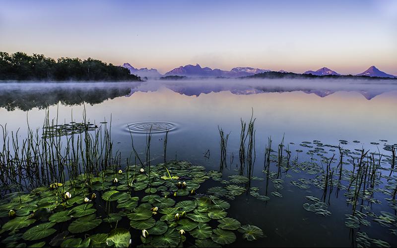 Innsjø morgen Kjell 800x501