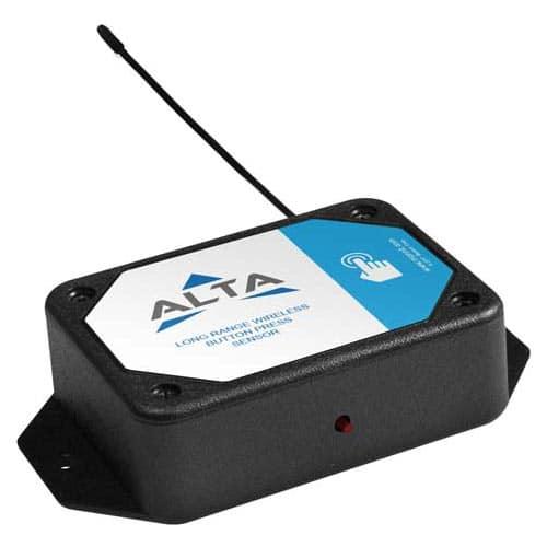 ALTA Wireless Button Press Sensor - AA Battery Powered