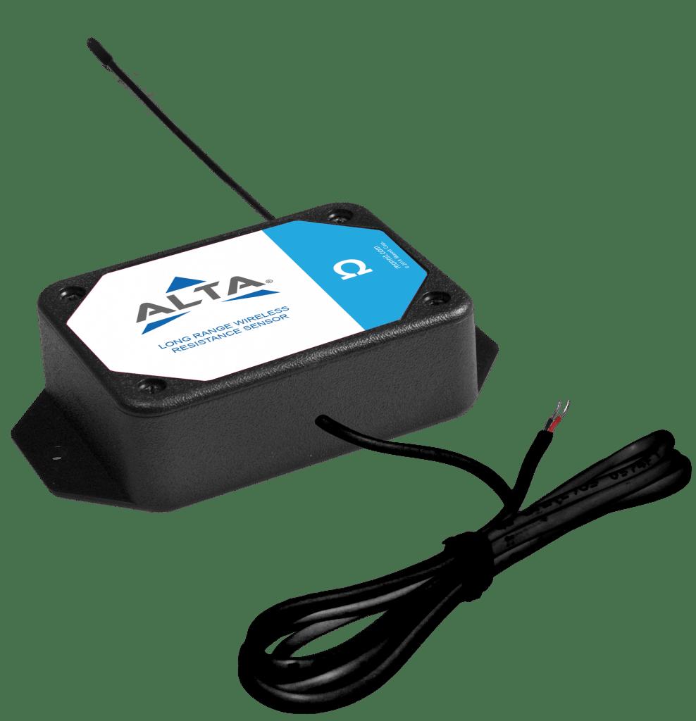 ALTA Wireless Resistance Sensor - AA Powered