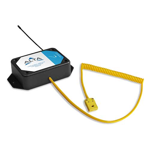 ALTA Wireless Thermocouple Sensor (K-Type Quick Connect) - AA Battery Powered