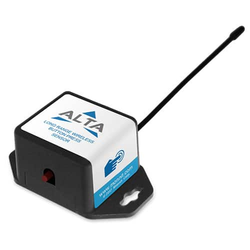 ALTA Wireless Button Press Sensor - Coin Cell Powered