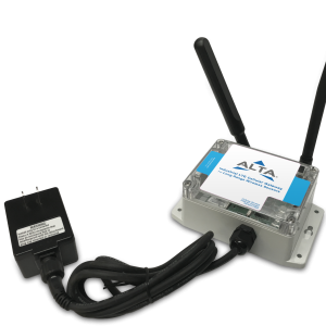 ALTA 4G/LTE Global Industrial Celluluar Gateway w/Battery Backup /International data plan