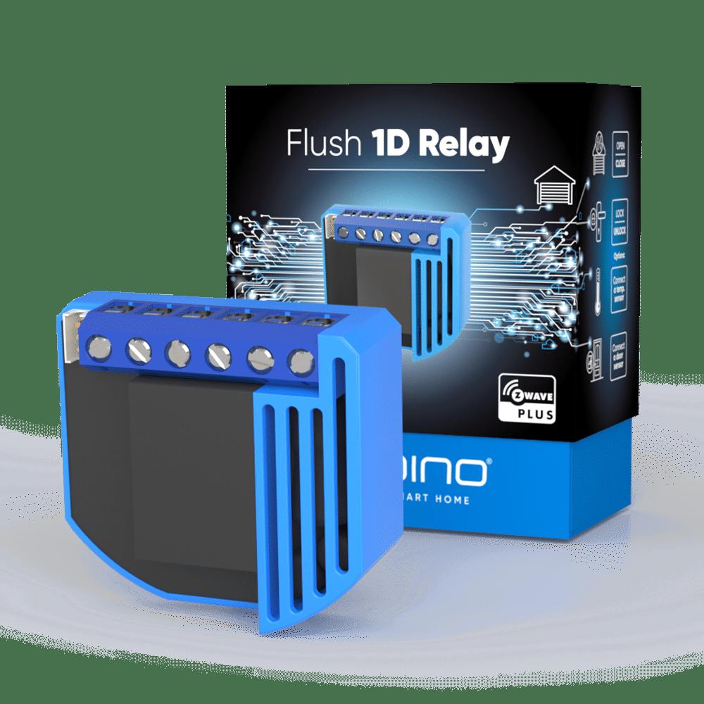 Qubino Flush 1D Relay