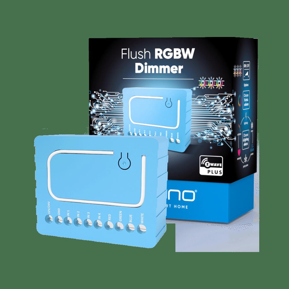 Qubino Flush RGBW Dimmer