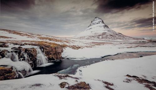 MCPF Ribbon Kirkjufell Waterfalls Jane Lees