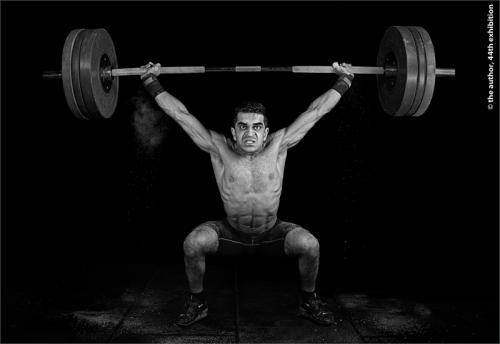 FIAP Ribbon-Rooni Siraj 110kg Lift-David Keep ARPS BPE4 CPAGB-England