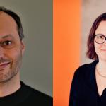 Marit Andreassen og Mario Ek Aparicio