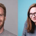 Kristin Fjalestad og Jøran Vagnby Lillesand