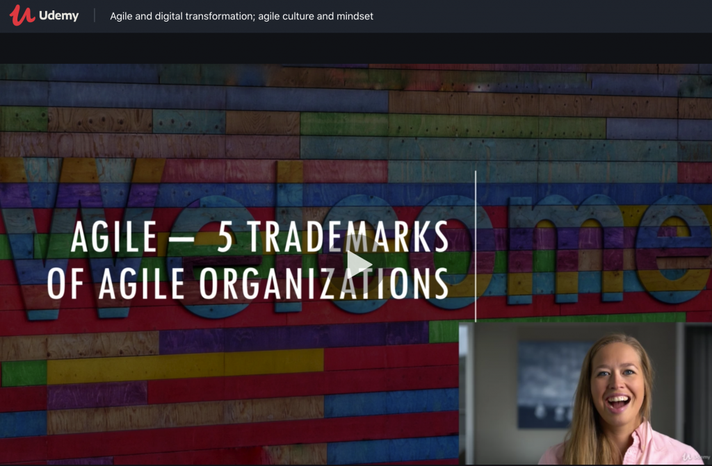Intro to Agile and Digital Transformation. Learn how you can use agile principles to reach your goals and full potential