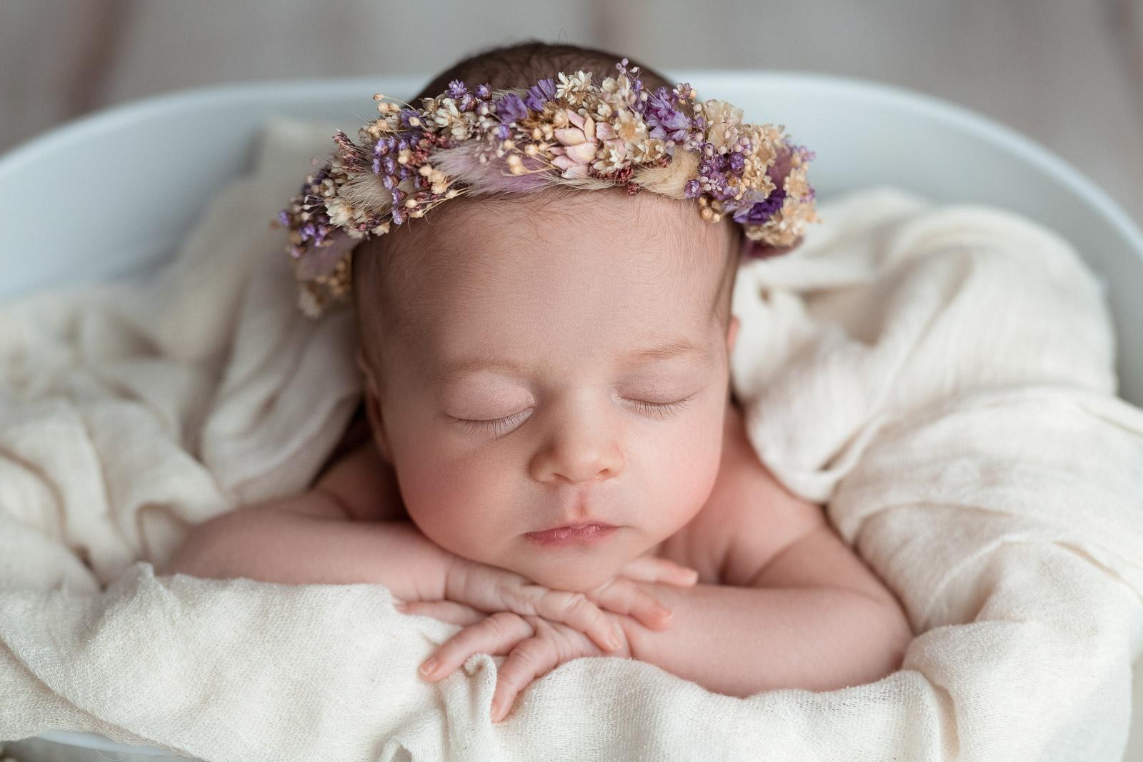 Neugeborenen Fotoshooting 12